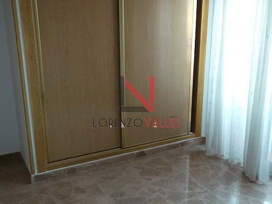 Dormitorio principal - Apartamento en venta en San Pablo en Albacete - 219309668