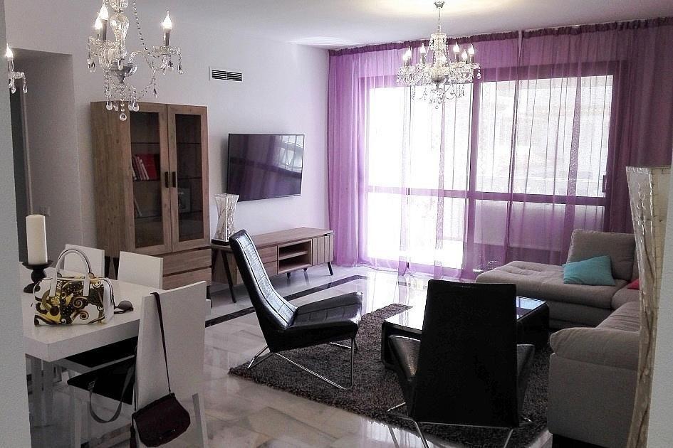 Piso en alquiler en urbanización Playas del Duque, Nueva Andalucía-Centro en Marbella - 294744550