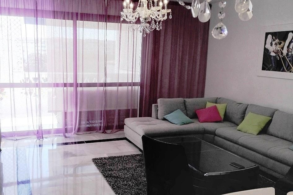 Piso en alquiler en urbanización Playas del Duque, Nueva Andalucía-Centro en Marbella - 294744554