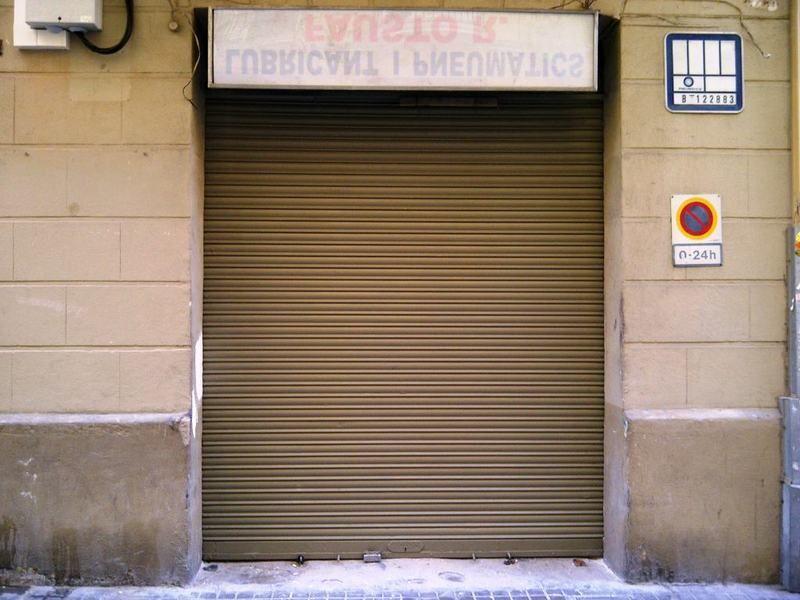 Detalles - Local comercial en alquiler en calle Tinent Flomesta, Sants-Badal en Barcelona - 117976186