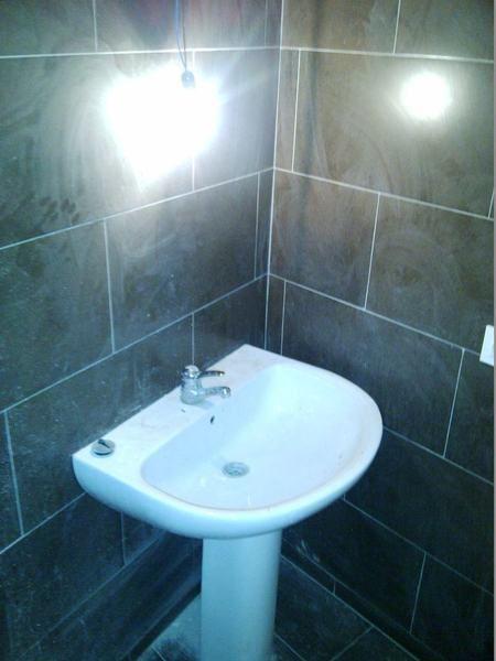 Baño - Local comercial en alquiler en calle Tinent Flomesta, Sants-Badal en Barcelona - 117976188