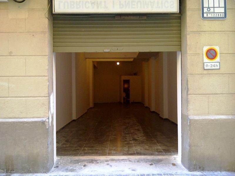 Detalles - Local comercial en alquiler en calle Tinent Flomesta, Sants-Badal en Barcelona - 117976196