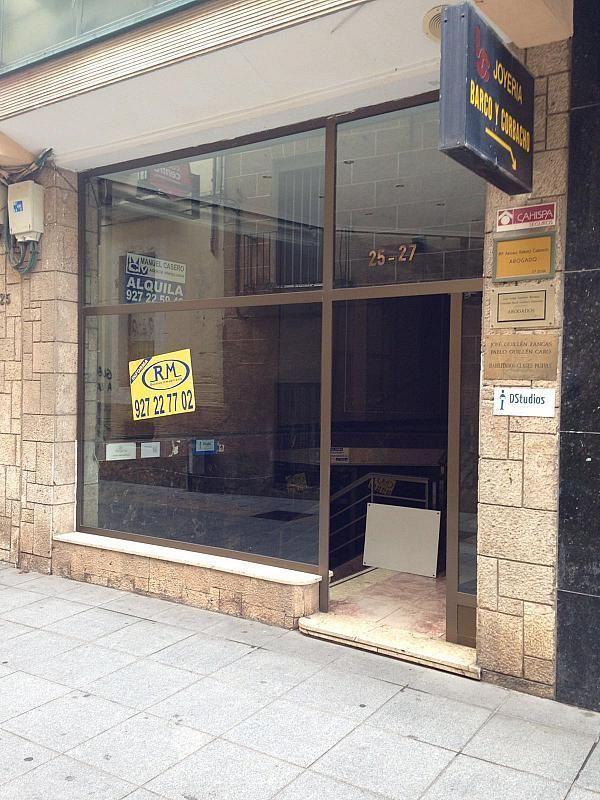 Oficina en alquiler en calle Donoso Cortes, Cáceres - 305974399