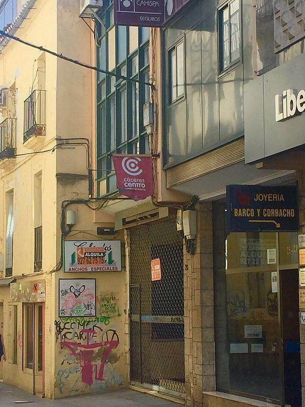 Oficina en alquiler en calle Donoso Cortes, Cáceres - 312544324