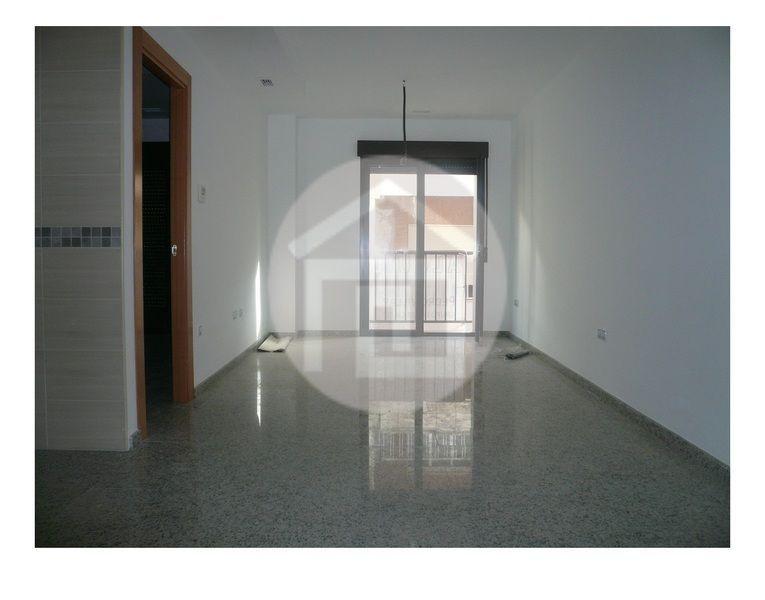 Salón - Apartamento en alquiler en calle Marqués, Linares - 117721089