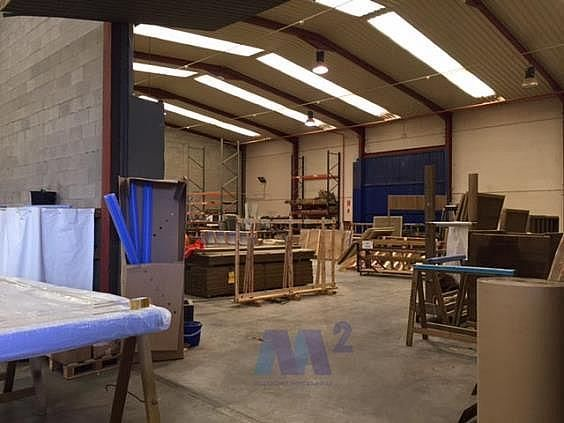 Nave industrial en alquiler en Loeches - 294741508