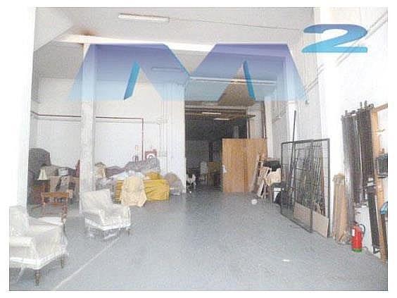 Nave industrial en alquiler en Villa de vallecas en Madrid - 128693325