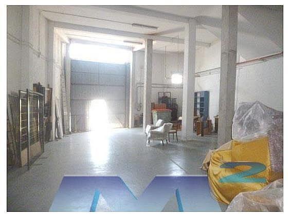Nave industrial en alquiler en Villa de vallecas en Madrid - 128693328