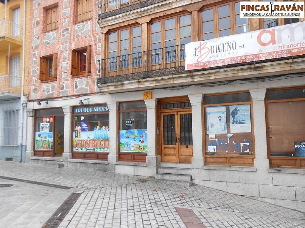 Local comercial en alquiler en Miraflores de la Sierra - 221231183
