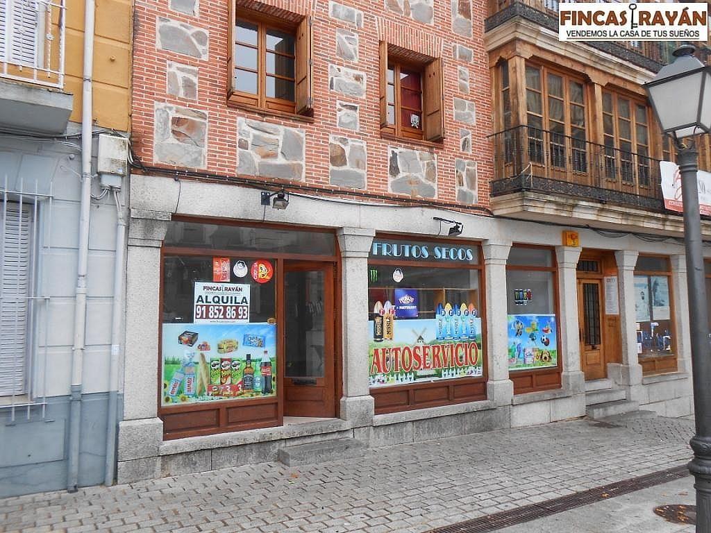 Local comercial en alquiler en Miraflores de la Sierra - 221231187