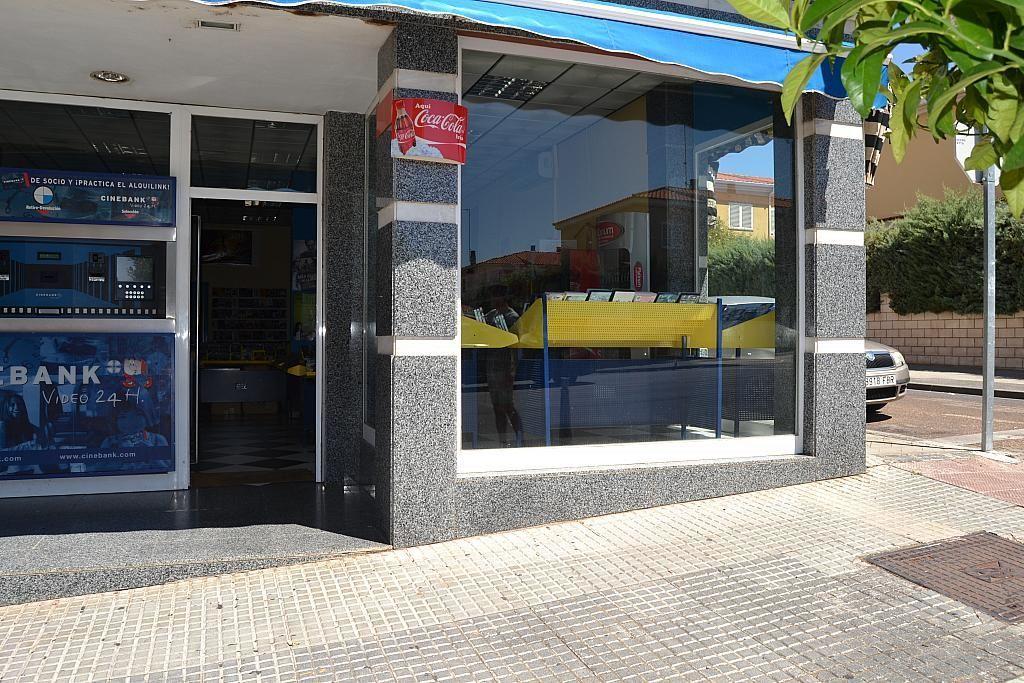 Fachada - Local comercial en alquiler en calle Lusitania, Mérida - 300290756