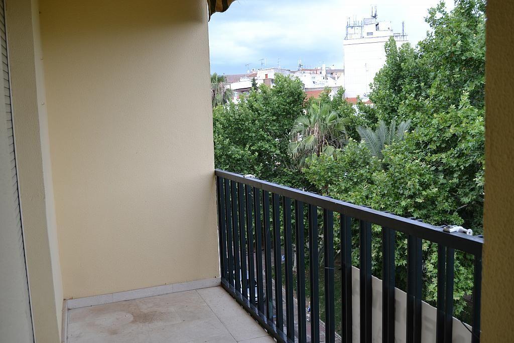 Balcón - Piso en alquiler en rambla Sta Eulalia, Mérida - 206515092