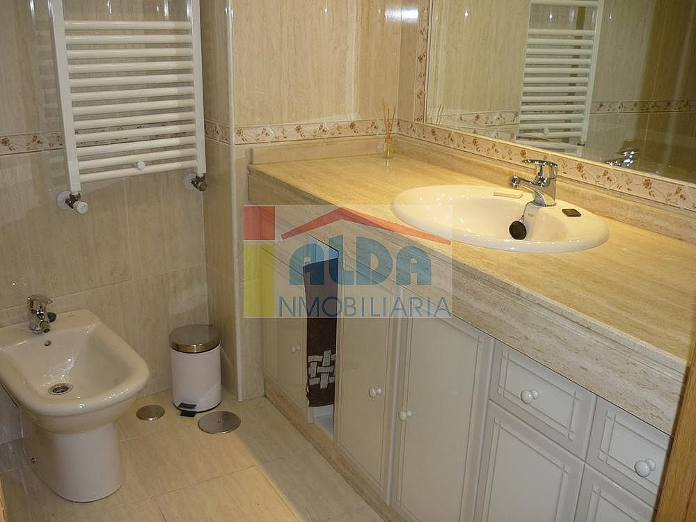 Baño - Piso en alquiler en calle Centrico, Villaviciosa de Odón - 293622967