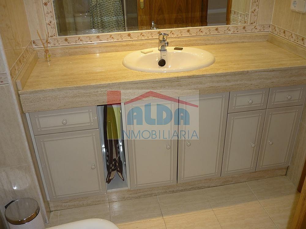 Baño - Piso en alquiler en calle Centrico, Villaviciosa de Odón - 293622969