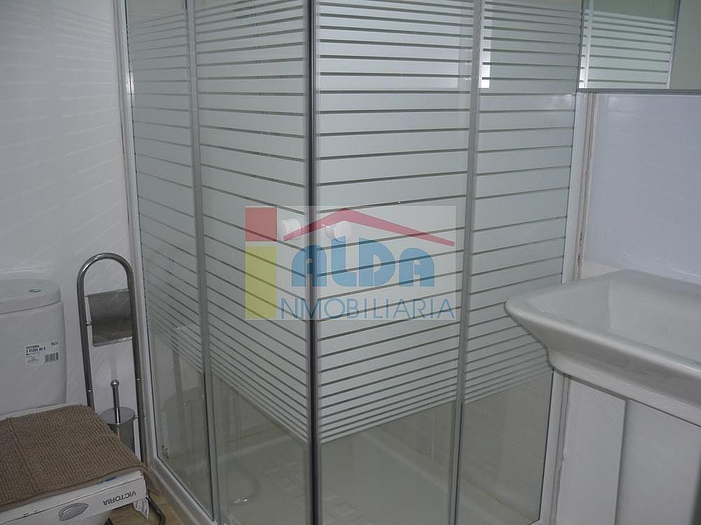 Baño - Apartamento en alquiler en calle Centro, Villaviciosa de Odón - 401272523