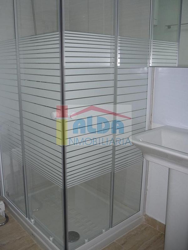 Baño - Apartamento en alquiler en calle Centro, Villaviciosa de Odón - 401272526