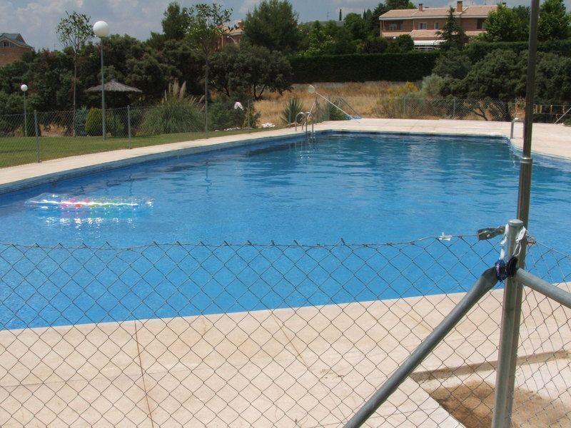Piscina - Piso en alquiler en calle Ebro, Villaviciosa de Odón - 122559311