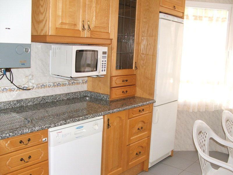 Cocina - Piso en alquiler en calle Ebro, Villaviciosa de Odón - 122559335