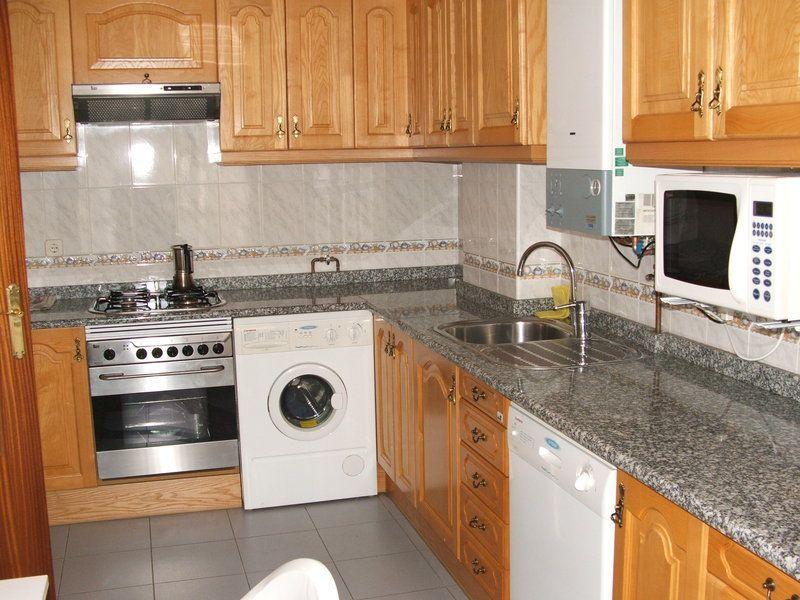 Cocina - Piso en alquiler en calle Ebro, Villaviciosa de Odón - 122559343