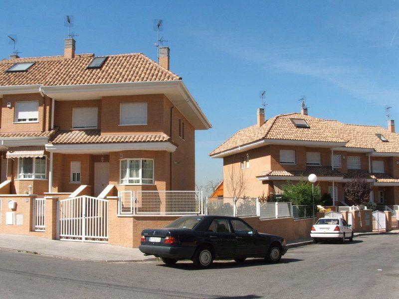 Fachada - Piso en alquiler en calle Ebro, Villaviciosa de Odón - 122559403