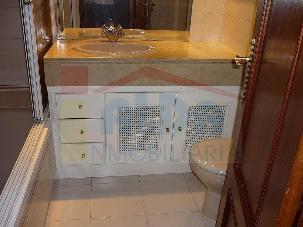 Baño - Piso a compartir en calle Muy Centrico, Villaviciosa de Odón - 205334268
