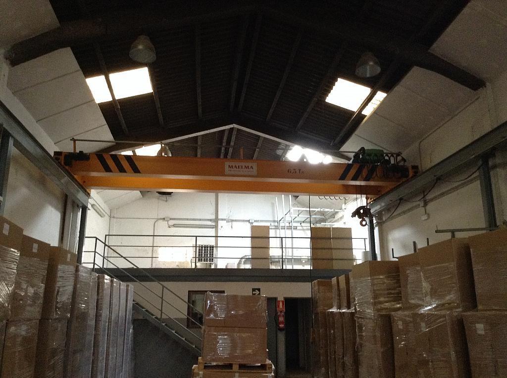 Planta baja - Nave en alquiler en Bellvitge en Hospitalet de Llobregat, L´ - 255718740