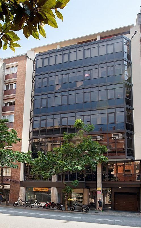 Fachada - Oficina en alquiler en Gràcia Nova en Barcelona - 287737181