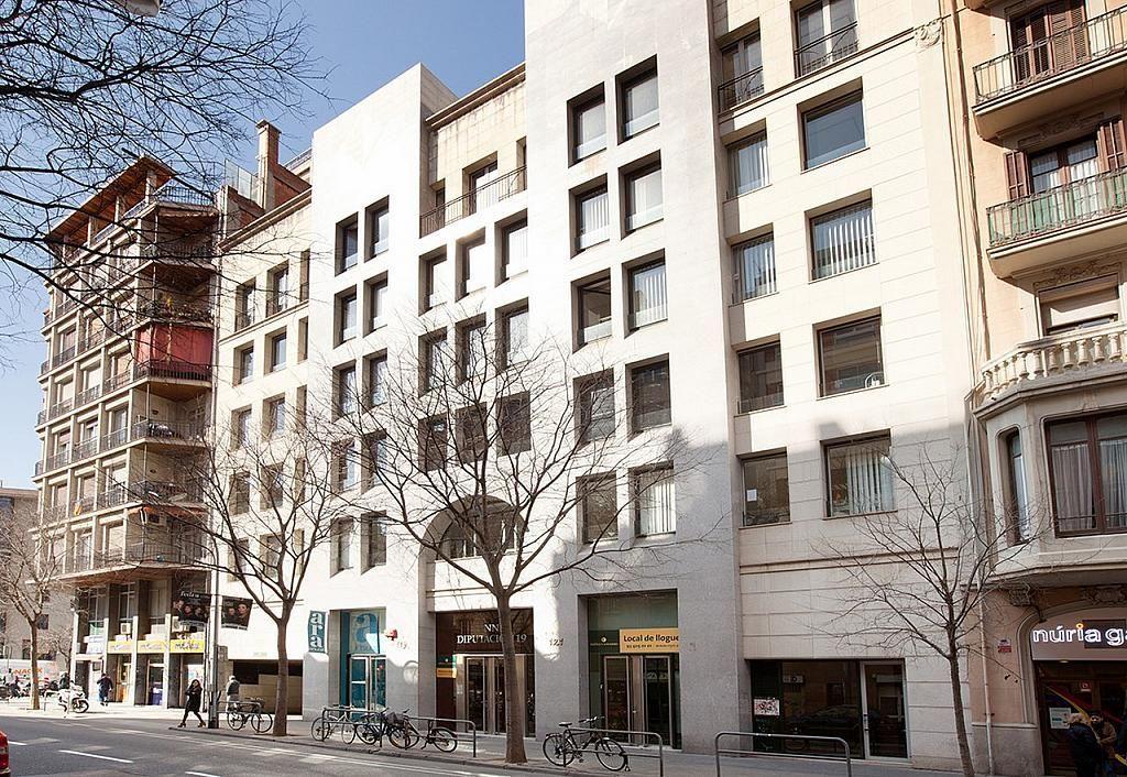 Fachada - Oficina en alquiler en Eixample esquerra en Barcelona - 288644152