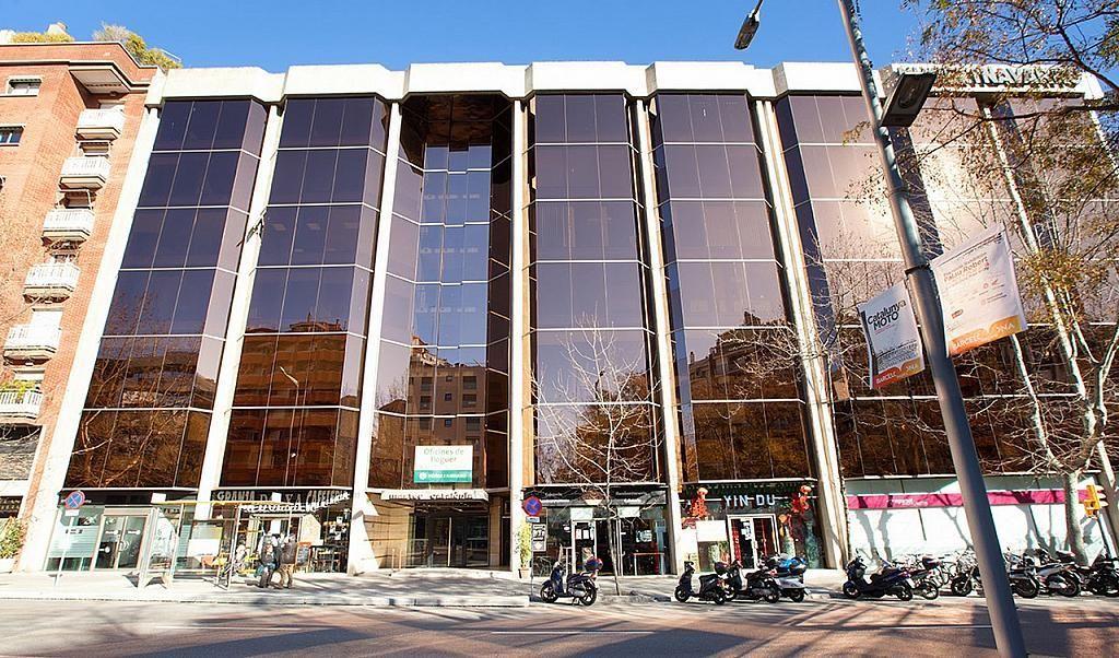 Fachada - Oficina en alquiler en Sants en Barcelona - 288646318