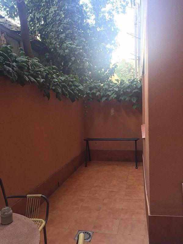 Terraza - Oficina en alquiler en Vila de Gràcia en Barcelona - 323449054
