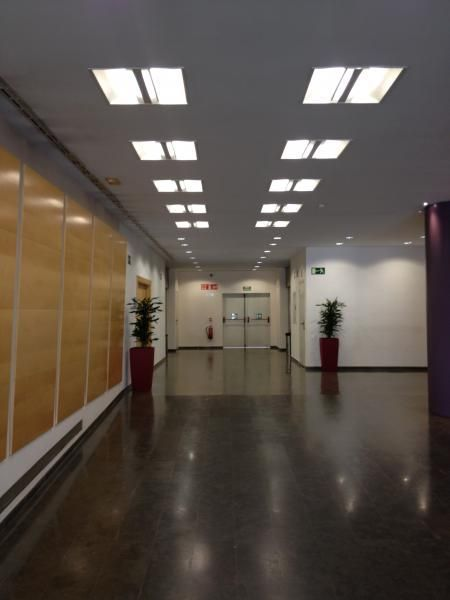 Zonas comunes - Oficina en alquiler en Diagonal Mar en Barcelona - 87753016