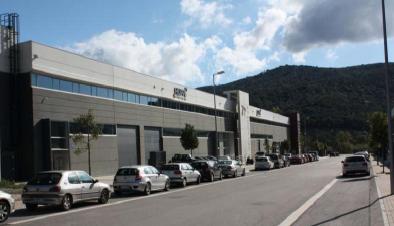 Fachada - Nave industrial en alquiler en Llinars del Valles - 106321477