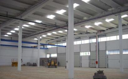 Planta baja - Nave industrial en alquiler en Llinars del Valles - 106321481