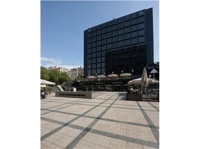 Fachada - Oficina en alquiler en Sant Ramon-La Maternitat en Barcelona - 117233286
