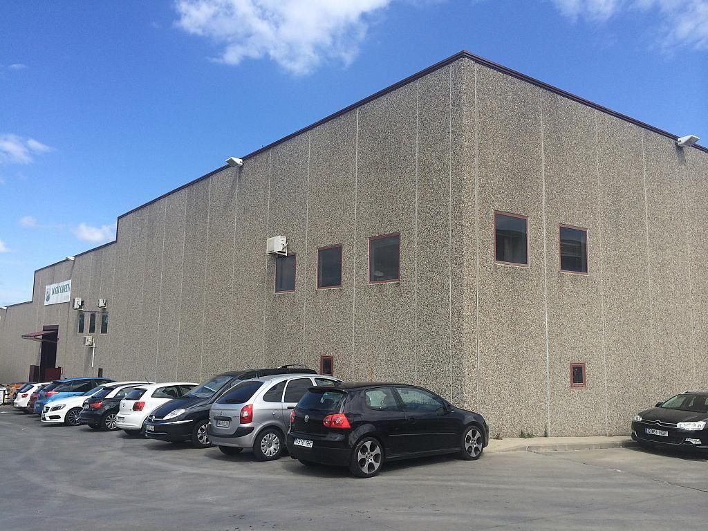 Fachada - Nave industrial en alquiler en Lliçà de Vall - 193325411