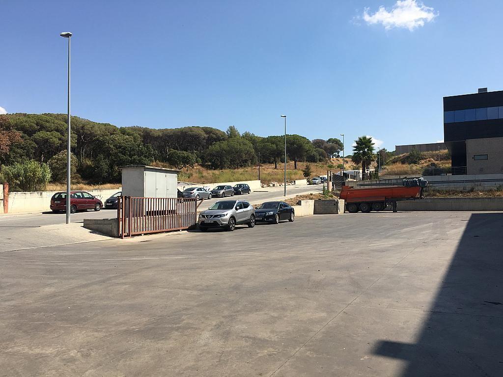 Patio - Nave industrial en alquiler en Lliçà de Vall - 319360561