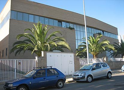 Fachada - Nave industrial en alquiler en Sant Vicenç dels Horts - 158480946