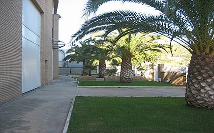 Fachada - Nave industrial en alquiler en Sant Vicenç dels Horts - 158481029