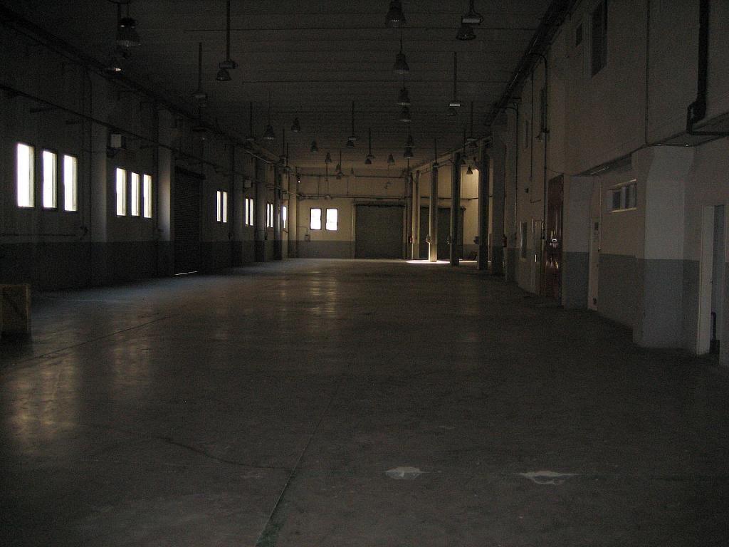 Planta baja - Nave industrial en alquiler en Sant Vicenç dels Horts - 158481270