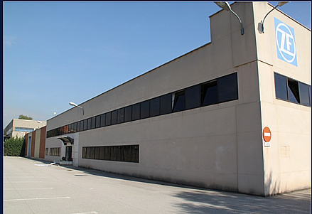 Fachada - Nave industrial en alquiler en Sant Quirze del Vallès - 160689178