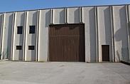 Fachada - Nave industrial en alquiler en Polígon Sud-Oest en Sabadell - 173089363