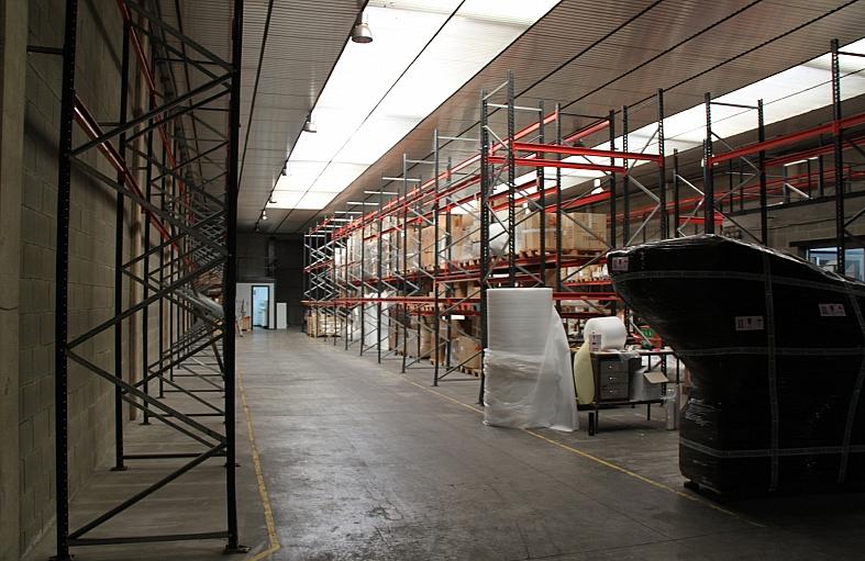 Planta baja - Nave industrial en alquiler en Polígon Sud-Oest en Sabadell - 173089418