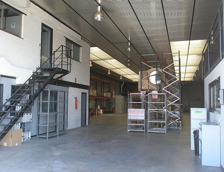 Planta baja - Nave industrial en alquiler en Polígon Sud-Oest en Sabadell - 173089500