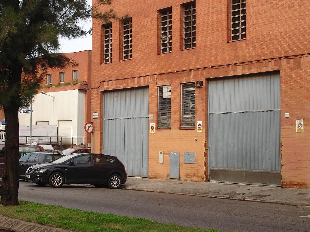 Fachada - Nave industrial en alquiler en Prat de Llobregat, El - 200257289