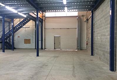 Planta baja - Nave industrial en alquiler en Sant Cugat del Vallès - 287734647
