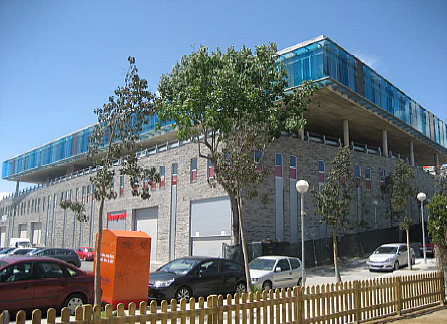 Fachada - Oficina en alquiler en Badalona - 203281273