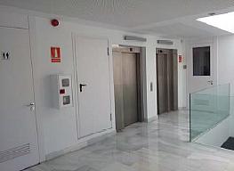 Vestíbulo - Oficina en alquiler en Badalona - 203281286