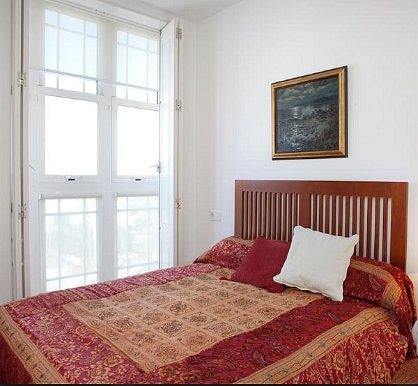Dormitorio - Piso en alquiler en Casco antiguo en Cartagena - 323029234