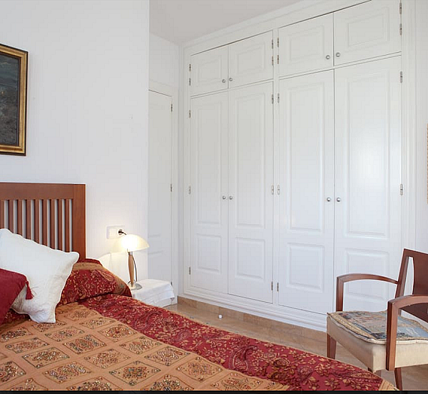 Dormitorio - Piso en alquiler en Casco antiguo en Cartagena - 323029236