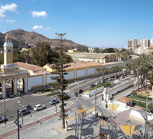 Vistas - Piso en alquiler en Casco antiguo en Cartagena - 323029243